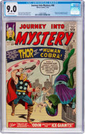 Silver Age (1956-1969):Superhero, Journey Into Mystery #98 (Marvel, 1963) CGC VF/NM 9.0 Off-whitepages....