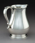 Silver Holloware, American:Water Pitchers, A Gorham Silver Water Pitcher, Providence, Rhode Island, mid-20thcentury. Marks: GORHAM, (lion-anchor-G), STERLING,2...