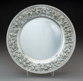 Silver Holloware, American:Platters, An S. Kirk & Son Silver Platter, Baltimore, Maryla...