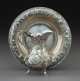 Two S. Kirk & Son Silver Tableware Pieces, Baltimore, Maryland, early 20th century Marks to creamer: S KIRK &amp...