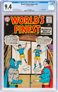 Silver Age (1956-1969):Superhero, World's Finest Comics #146 (DC, 1964) CGC NM 9.4 Off-white to whitepages....