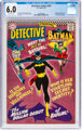 Detective Comics #359 (DC, 1967) CGC FN 6.0 Off-white pages
