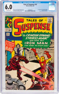 Silver Age (1956-1969):Superhero, Tales of Suspense #52 (Marvel, 1964) CGC FN 6.0 Off-white ...