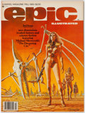 Magazines:Science-Fiction, Epic Illustrated #3 (Marvel, 1980) Condition: NM-....