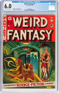 Golden Age (1938-1955):Science Fiction, Weird Fantasy #8 (EC, 1951) CGC FN 6.0 Cream to off-white pages....