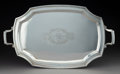 Silver Holloware, American:Trays, A Reed & Barton Silver Two-Handled Tray, Taunton, Massachusetts, circa 1938. Marks: (eagle-R-lion), STERLING, 846C. 1-1/...
