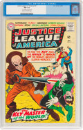 Silver Age (1956-1969):Superhero, Justice League of America #41 (DC, 1965) CGC NM 9.4 Cream tooff-white pages....