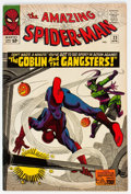 Silver Age (1956-1969):Superhero, The Amazing Spider-Man #23 (Marvel, 1965) Condition: VF....