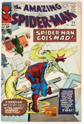 Silver Age (1956-1969):Superhero, The Amazing Spider-Man #24 (Marvel, 1965) Condition: VF-....