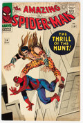 Silver Age (1956-1969):Superhero, The Amazing Spider-Man #34 (Marvel, 1966) Condition: VF-.