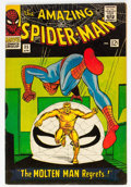 Silver Age (1956-1969):Superhero, The Amazing Spider-Man #35 (Marvel, 1966) Condition: FN/VF...