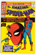 Silver Age (1956-1969):Superhero, The Amazing Spider-Man Annual #2 (Marvel, 1965) Condition:...