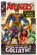 Silver Age (1956-1969):Superhero, The Avengers #28 (Marvel, 1966) Condition: FN/VF....