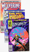 Modern Age (1980-Present):Miscellaneous, X-Men Related Comics Group of 11 (Marvel, 1980s).... (Total: 11 Comic Books)