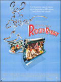 """Movie Posters:Animation, Who Framed Roger Rabbit (Warner Brothers, 1988). French Grande (46""""X 62""""). Animation.. ..."""