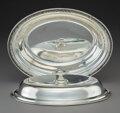 Silver Holloware, American:Vegetable Dish, A Gorham-Durgin Silver Covered Vegetable Dish, Pro...