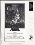 """Movie Posters:Science Fiction, Star Wars (20th Century Fox, 1977). Pressbook (Multiple Pages)(8.5"""" X11""""). Science Fiction...."""