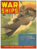 Golden Age (1938-1955):War, War Ships #nn (Dell, 1942) Condition: VF/NM....