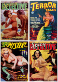 Pulps:Miscellaneous, Pulp Reprints Group of 30 (Various Publishers, 2000s) Condition:Average NM-.... (Total: 30 Items)