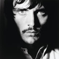 """Photographs, Terence Donovan (British, 1936-1996). Terence Stamp on the set of John Schlesinger's 'Far from the Madding Crowd"""", 1967..."""