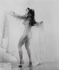 Photographs, Various Artists (20th Century). A Group of 50 Burlesque Photographs. Gelatin silver. 9-3/4 x 7-3/4 inches (24.8 x 19.7 c...