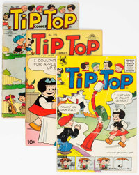Tip Top Comics Group of 11 (United Feature Syndicate, 1951-57) Condition: Average FR.... (Total: 11 Comic Books)