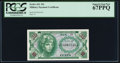 Military Payment Certificates:Series 641, Series 641 10¢ PCGS Superb Gem New 67PPQ.. ...