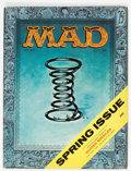 Magazines:Mad, MAD #28 (EC, 1956) Condition: FN....