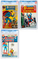 Action Comics #410, 423, and 428 Group (DC, 1972-73) CGC NM+ 9.6.... (Total: 3 Comic Books)