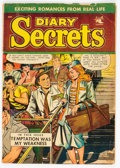 Golden Age (1938-1955):Romance, Diary Secrets #19 (St. John, 1953) Condition: GD....