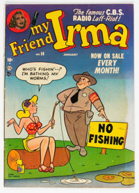 My Friend Irma #14 (Marvel, 1952) Condition: VG+