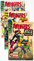 Silver Age (1956-1969):Superhero, The Avengers Group of 11 (Marvel, 1966-68) Condition: AverageFN/VF.... (Total: 11 Comic Books)