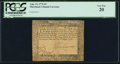 Colonial Notes, Maryland August 14, 1776 $4 PCGS Very Fine 20.. ...