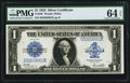 Large Size:Silver Certificates, Fr. 238 $1 1923 Silver Certificate PMG Choice Uncirculated...