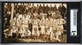Baseball Cards:Singles (Pre-1930), Circa 1913 Chicago American Giants Real Photo Postcard SGC 10 Poor 1 -- Only Example Known!. ...