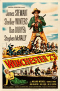 Movie Posters:Western, Winchester '73 (Universal International, 1950). On...
