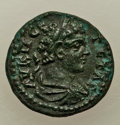 Ancients:Roman Provincial , Ancients: MOESIA INFERIOR. Thrace. Odessus. Geta, as Caesar (AD198-209). AE16 (2.27 gm, 12h). MS....