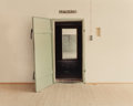 Photographs:Chromogenic, Max Becher (American, b. 1963) and Andrea Robbins (German, b.1964). Doorway to Gas Chamber (Dachau), 1994. Dye coupler...
