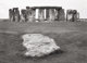 Paul Caponigro (American, b. 1932) Stonehenge, 1967 Gelatin silver, 1992 9-1/2 x 13 inches (24.1 x 33 cm) Signed and