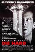 """Movie Posters:Action, Die Hard (20th Century Fox, 1988). One Sheet (27"""" X 40"""") SS.Action.. ..."""