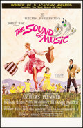 "Movie Posters:Academy Award Winners, The Sound of Music (20th Century Fox, 1965). One Sheet (27"" X41.25"") Howard Terpning Artwork. Academy Award Winners.. ..."