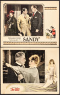 "Movie Posters:Romance, The Lily & Other Lot (Fox, 1926). Lobby Cards (2) (11"" X 14"").Romance.. ... (Total: 2 Items)"