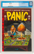Golden Age (1938-1955):Humor, Panic #2 Gaines File Pedigree 12/12 (EC, 1954) CGC NM 9.4 White pages....