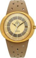 Timepieces:Wristwatch, OMEGA 18K GOLD DYNAMIC Omega, Genève, . ... (Total: 4 Items)