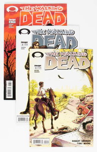 The Walking Dead Group of 10 (Image, 2003-11) Condition: Average VF+.... (Total: 10 Comic Books)