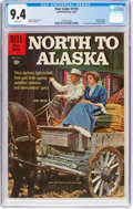 Silver Age (1956-1969):Western, Four Color #1155 North to Alaska (Dell, 1960) CGC NM 9.4 Whitepages....