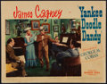 "Movie Posters:Musical, Yankee Doodle Dandy (Warner Brothers, 1942). Linen Finish Lobby Card (11"" X 14""). Musical.. ..."