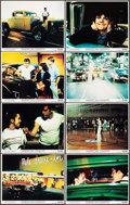 """Movie Posters:Comedy, American Graffiti (Universal, 1973). Mini Lobby Card Set of 8 (8"""" X10""""). Comedy.. ... (Total: 8 Items)"""