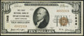 National Bank Notes:South Carolina, Spartanburg, SC - $10 1929 Ty. 1 The First NB Ch. # 1848. ...