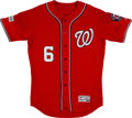 Baseball Collectibles:Uniforms, 2017 Anthony Rendon Game Worn Washington Nationals Jersey - Worn to Hit Three Home Runs & Photo Matched. ...